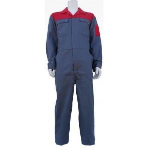 Tweekleurige overall