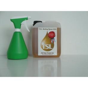 TSL Kettingspraylube 2,5 ltr met verstuiver